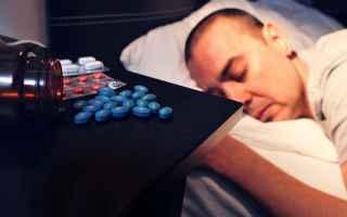 sonniferi  insonnia  pericolo