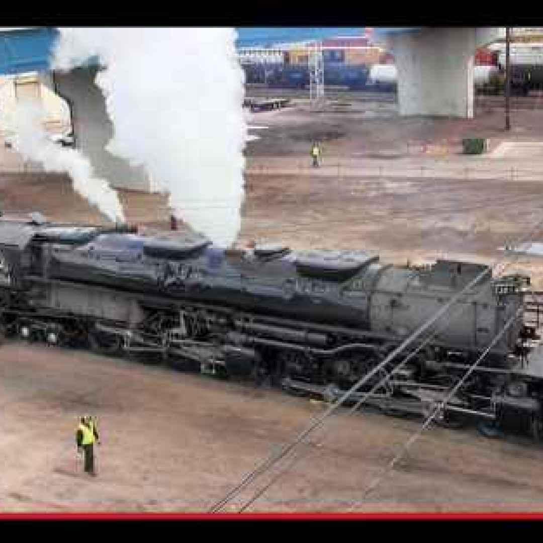 treni  locomotive  tecnologia  usa