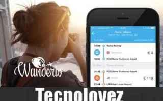 App: wanderio prenotare biglietti app