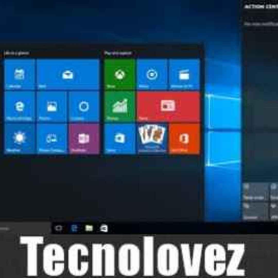 windows 10  tempo di avvio