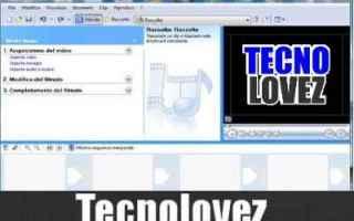 Software Video: download  windows movie maker  scarica