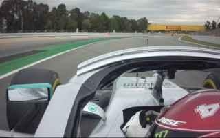 Formula 1: GRAN PREMIO DI SPAGNA FP3: HAMILTON RIFILA MEZZO SECONDO A LECLERC E BOTTAS