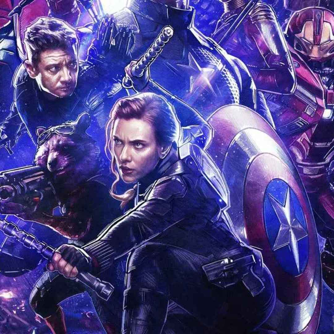 Avengers Streaming Ita