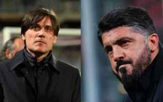 Serie A: fiorentina  milan