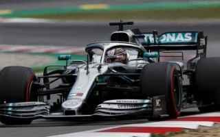 Formula 1: formula 1  mercedes  ferrari  spagna