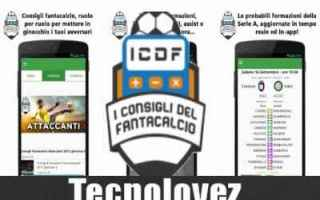 Fantacalcio: consigli fantacalcio  app