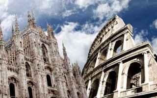 Milano: roma  trasporto pubblico