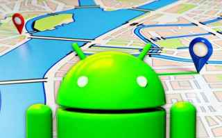 Android: navigatore gps android viaggi app