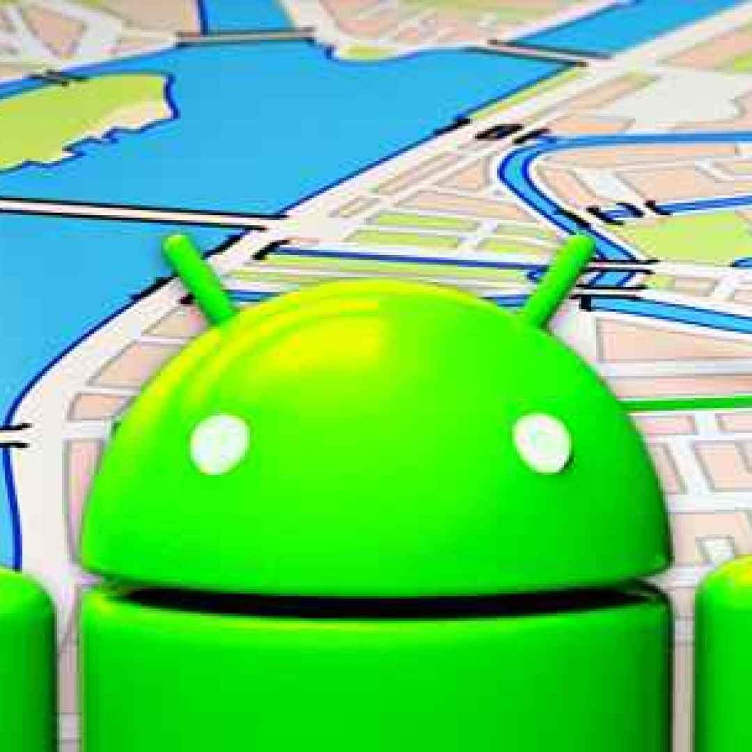 navigatore gps android viaggi app
