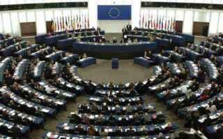 Borsa e Finanza: parlamento  ue  pattern trading