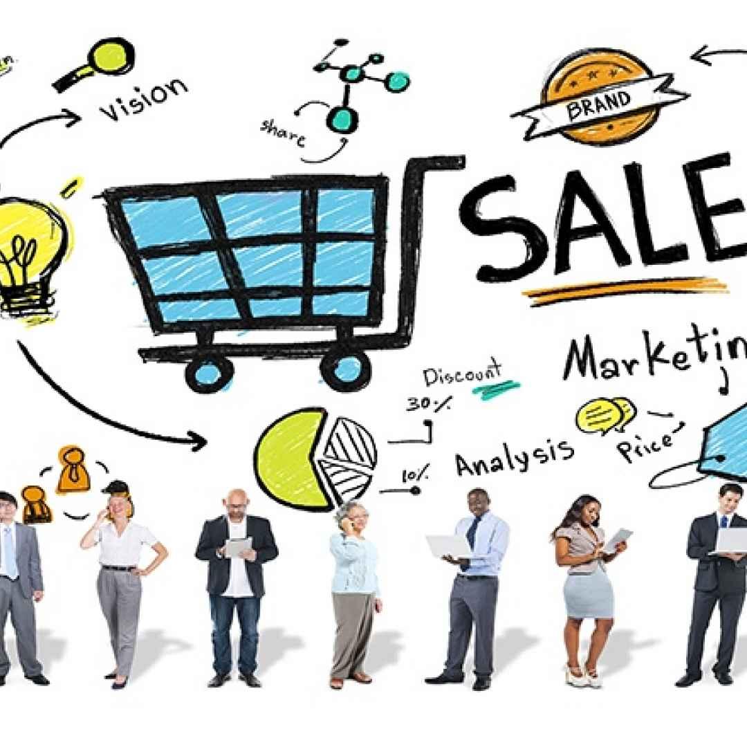 vendite  tecniche di vendita  lavoro