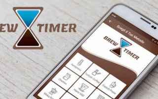 Gastronomia: caffè  ricette  android  app  smartphone