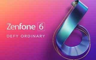 Cellulari: asus  zenfone 6  asus zenfone 6  tech