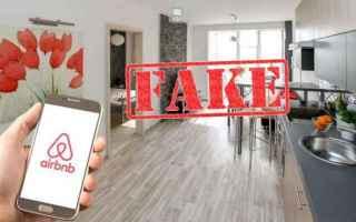 Sicurezza: cybersecurity  airbnb  truffa online