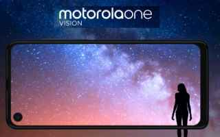 Cellulari: motorola one vision  smartphone  tech