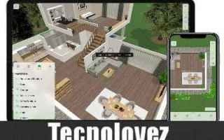 Design: planner 5d  app