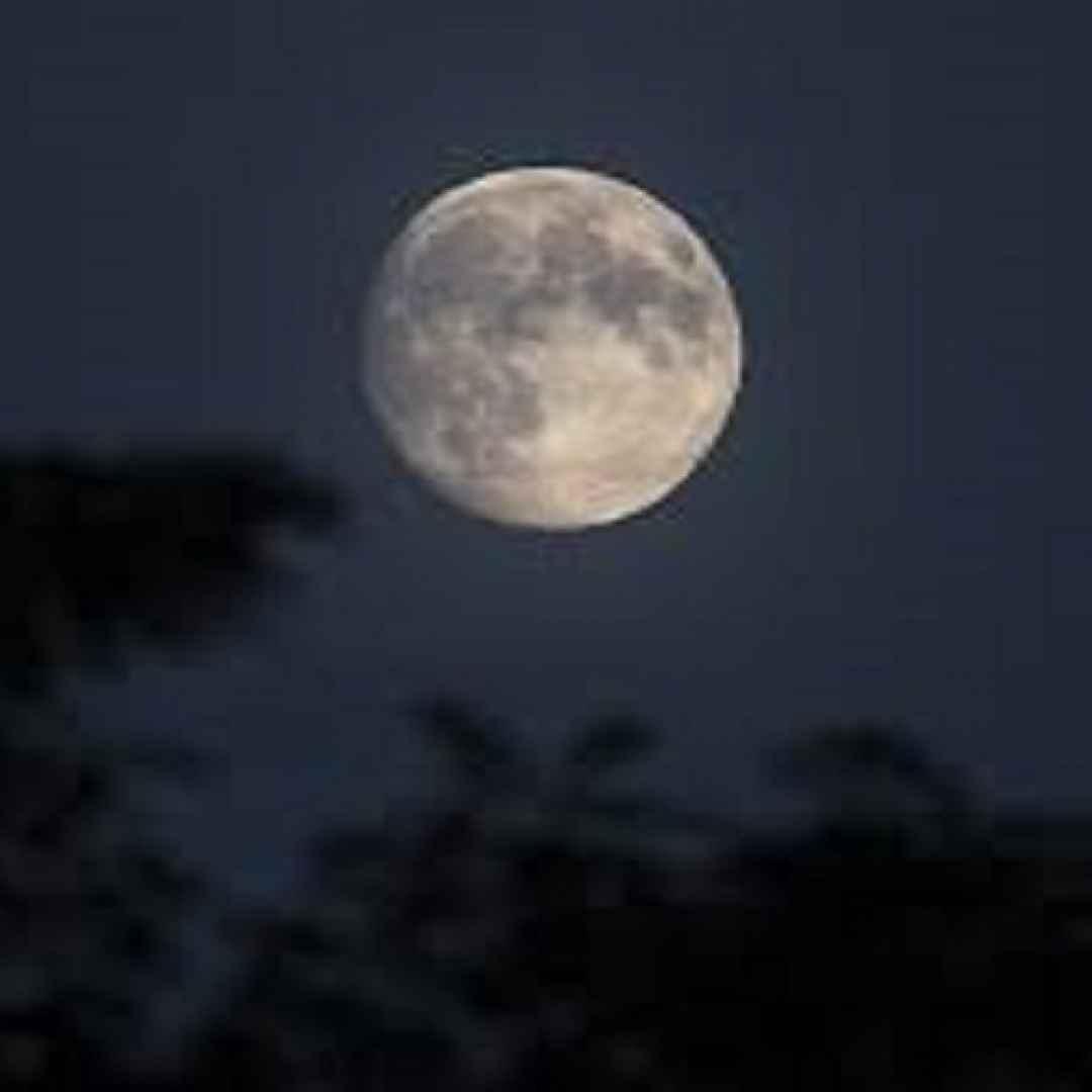 luna  terremoti  nasa  spazio