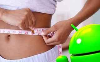 Fitness: peso  dieta  salute  android  corpo  sport
