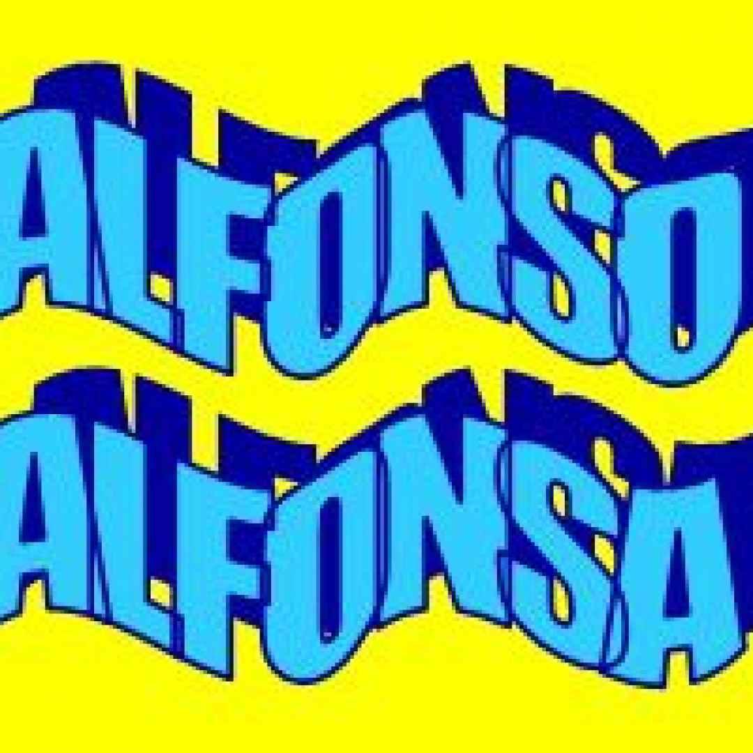 alfonso  etimologia  onomastico  signifi