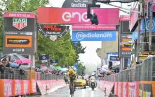 Nella cronometro da Riccione a San Marino, Roglic conferma di essere il favorito del Giro dItalia, v