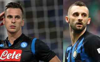 Serie A: napoli  inter