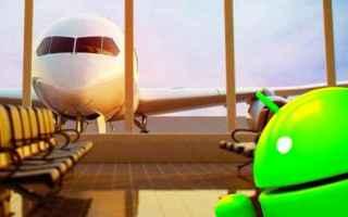 Viaggi: low cost  coli  viaggi  android  aerei