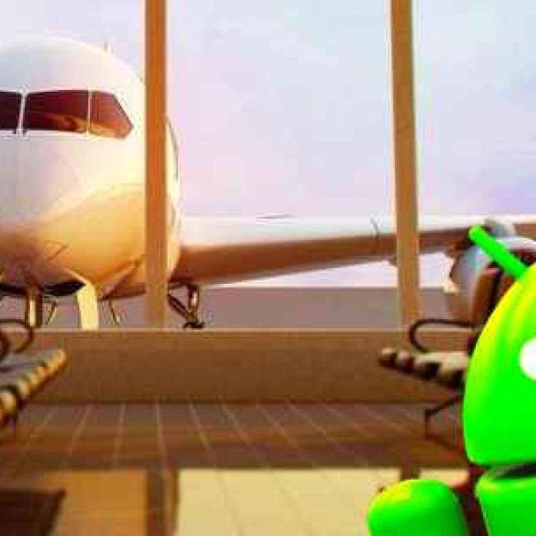 low cost  coli  viaggi  android  aerei