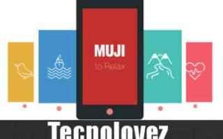 App: muji to relax app