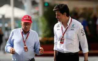 Formula 1: f1  wolff  lauda  mercedes