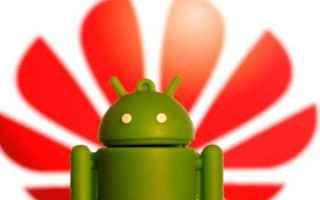 E veniamo adesso a parlarvi di Huawei che ovviamente è al centro dellattenzione con i suoi smartpho