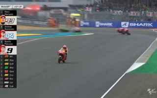Al termine della quinta prova del campionato, Marc Marquez con la terza vittoria stagionale identica