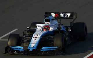 Formula 1: f1  williams  kubica  russell  monacogp