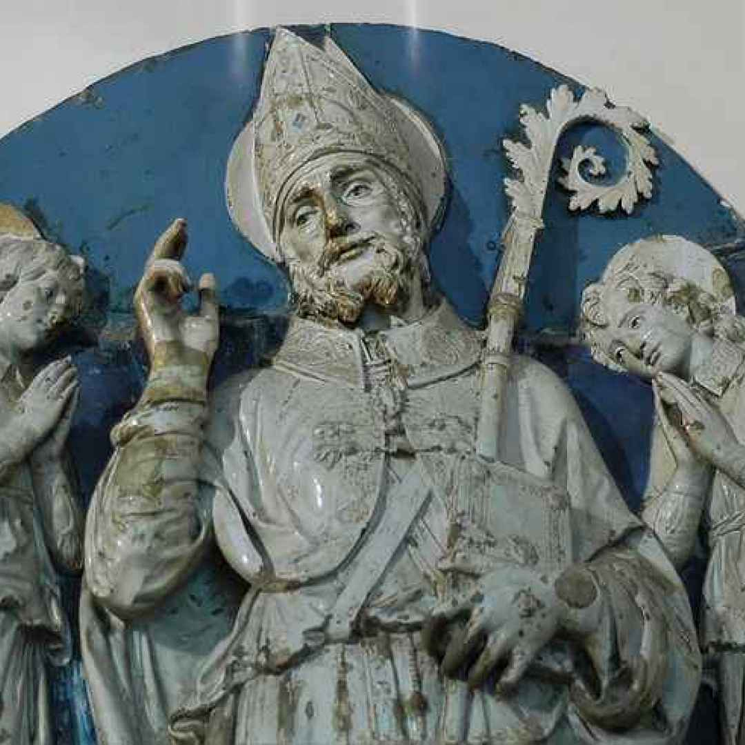 religione  san zenobio  sasso  vescovo