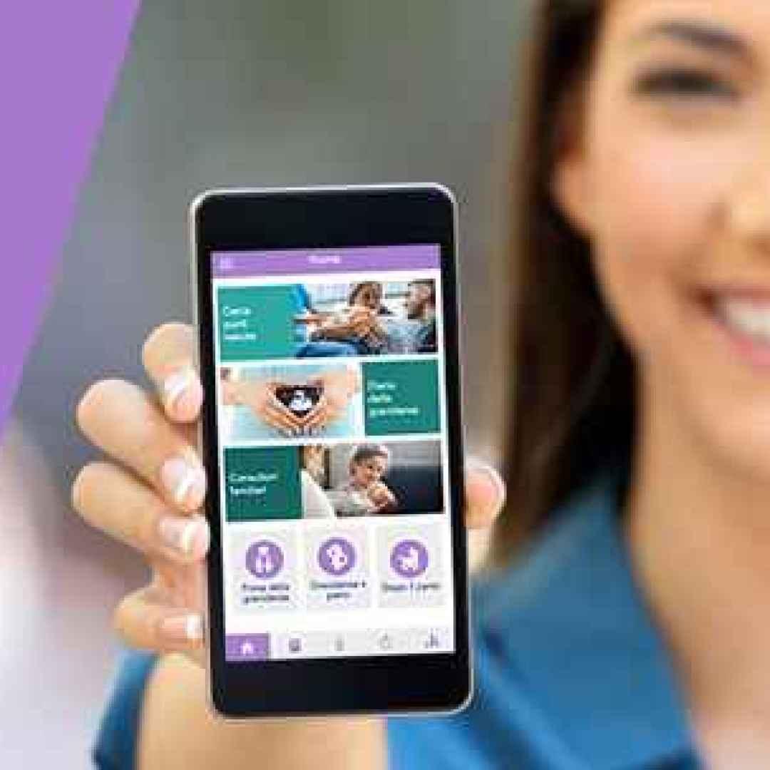 mamma salute neonato gravidanza apps