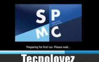 Software Video: spmc  semper media center  kodi