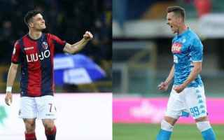 Serie A: napoli  bologna  streaming