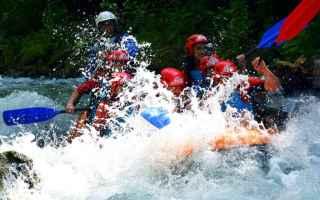 Sport: Rafting fiume Lao: attività da fare in gruppo