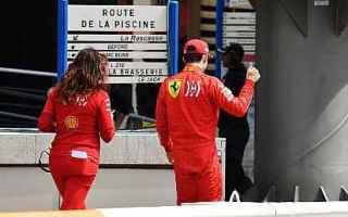 Formula 1: formula 1  ferrari  montecarlo  leclerc