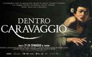Cinema: dentro caravaggio film arte cinema