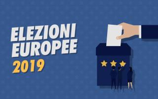 Politica: elezioni europee  salvini  di maio  lega