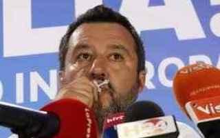 Politica: salvini  elezioni  pd  cinque stelle