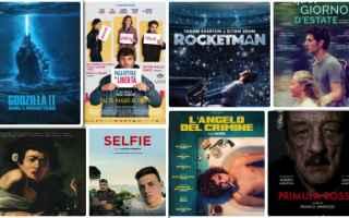 Cinema: cinema nuovi film  godzilla selfie