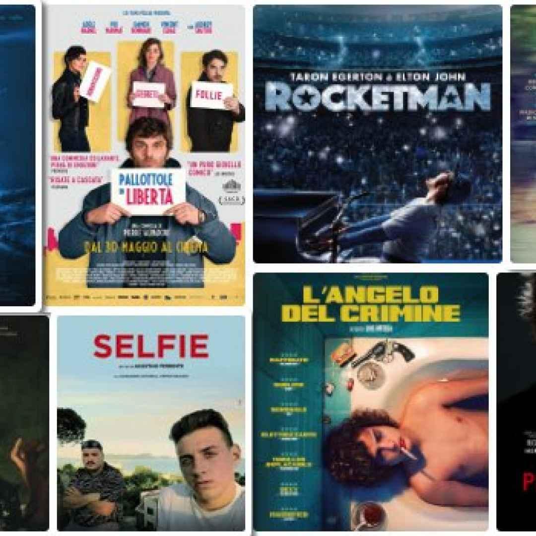 cinema nuovi film  godzilla selfie