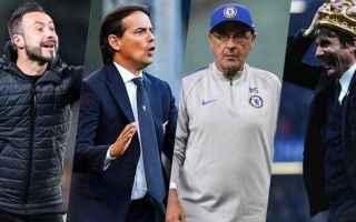 Serie A: juventus  milan  inter  napoli