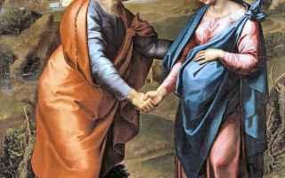 Religione: magnificat  maria  verbo incarnato