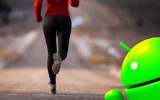 Sport: corsa podismo jogging android sport