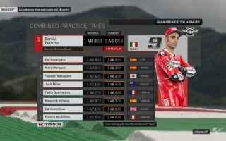 Mattinata dai due volti, in casa Ducati con Petrucci il più veloce facendo segnare il nuovo record