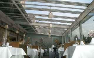 Tecnologie: coperture scorrevoli per ristoranti