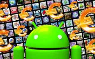 Android: android sconti gratis giochi apps