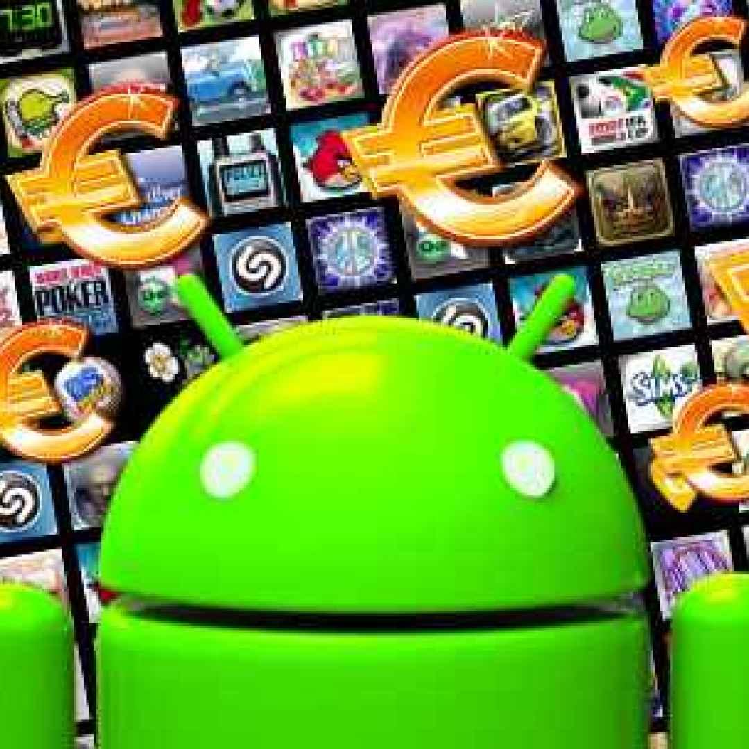 android sconti gratis giochi apps